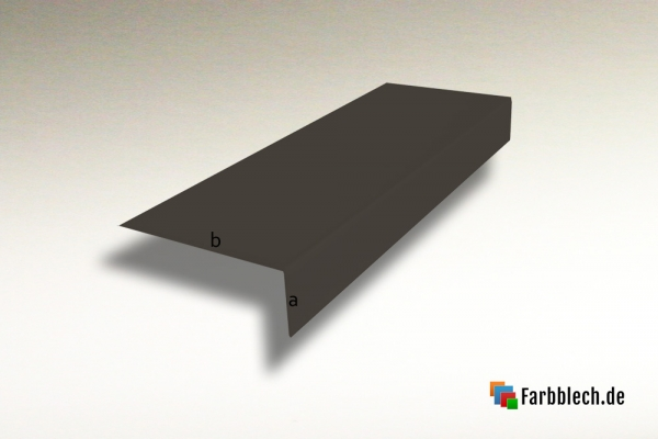 winkelblech z b als abschlussleiste. Black Bedroom Furniture Sets. Home Design Ideas